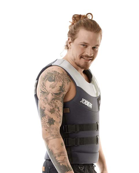 JOBE SIDE ENTRY JET VEST MEN
