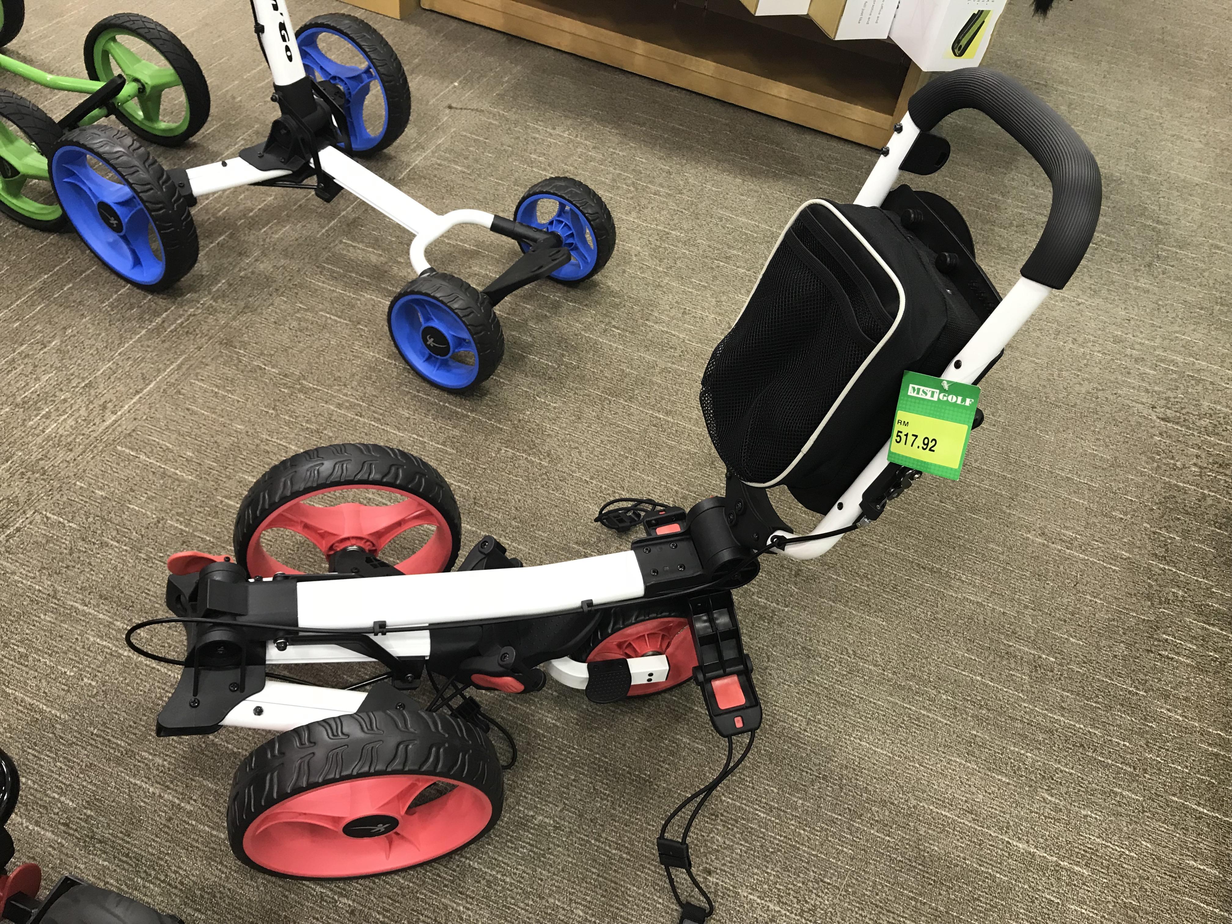 Jetsurf Cart