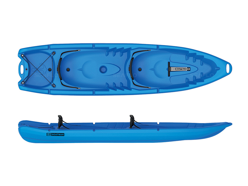 Parent-child Kayak